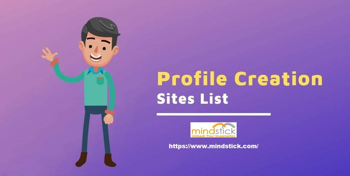 Create an appropriate profile