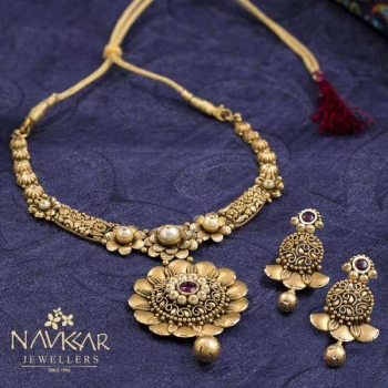 5 Gold textures to keep in mind about Gold Jewellery in Chandigarh!!