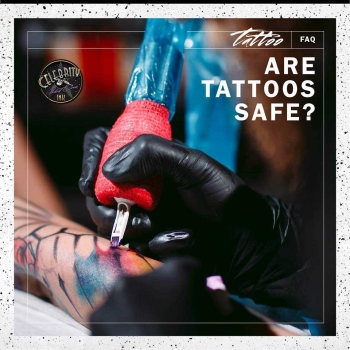 Doing Tattoo Is Totally Safe At All Tattoo Shops of Celebrity Ink™