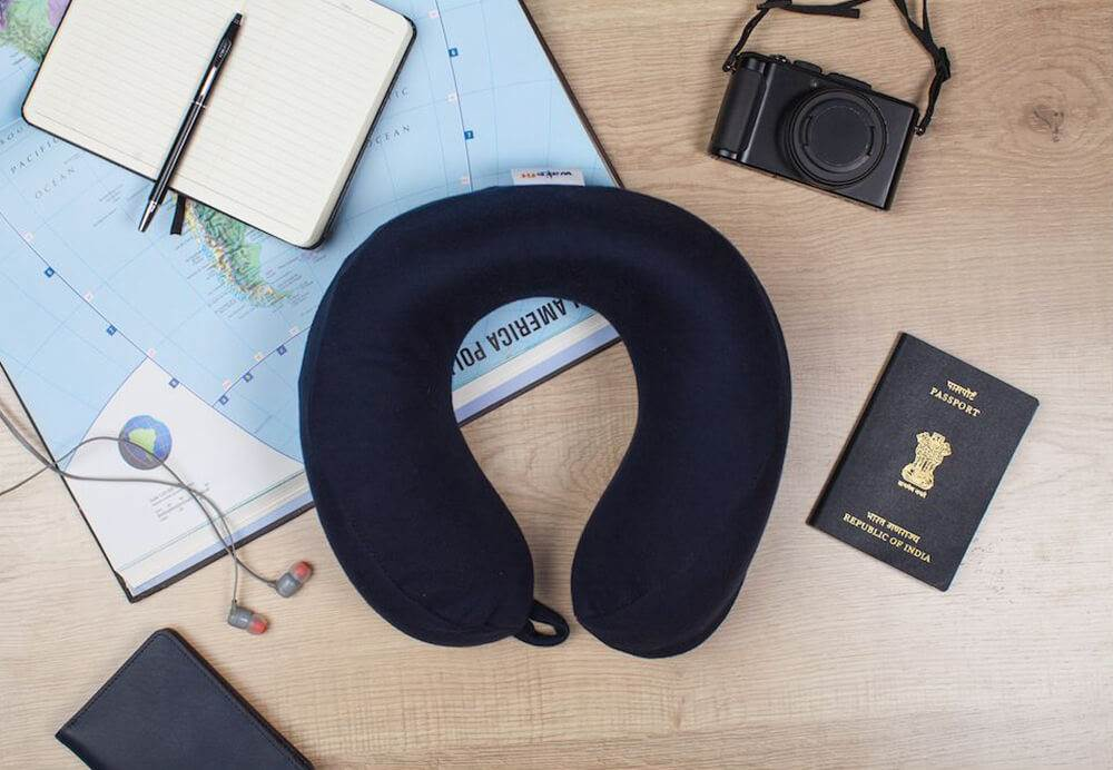 Learn To Travel Light With Your Neck Support