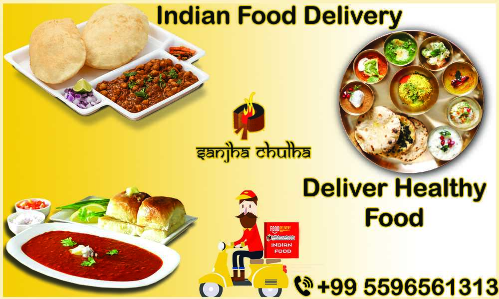 Indian Food Delivery Restaurant in Tbilisi