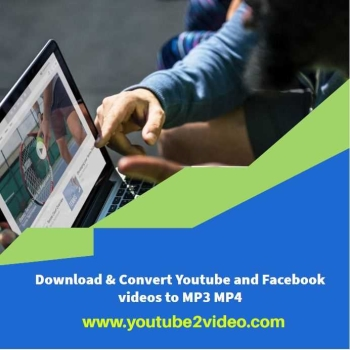 Download & Convert Youtube and Facebook videos to MP3 MP4
