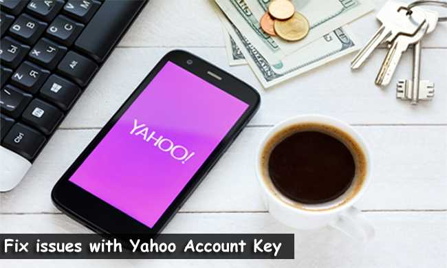 Fix issues with Yahoo Account Key
