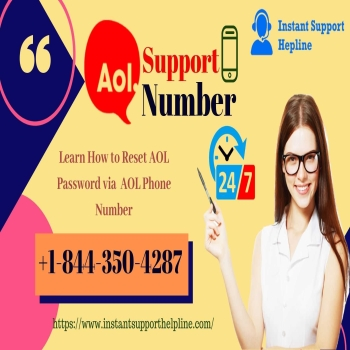 Reset AOL Password via AOL Phone Number