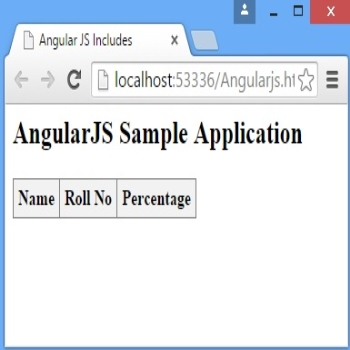 Working with Ajax in AngularJs