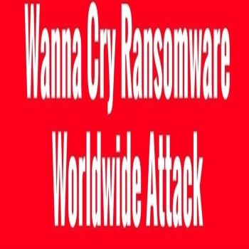 Cybersecurity: All About WannaCry Ransomeware