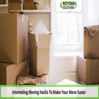 Interesting Moving Hacks To Make Your Move Easier