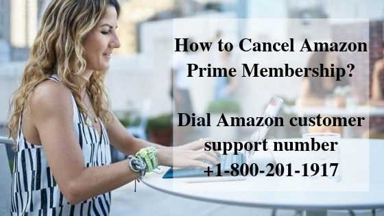 How to Cancel Amazon Prime Membership?