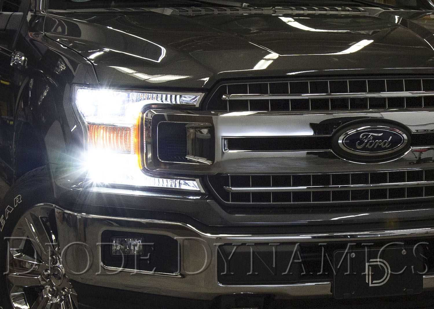 See Further With Our 2018 F150 LED Headlights