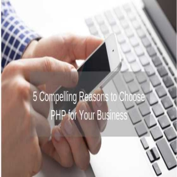 5 Compelling Reasons to Choose PHP for Your Business