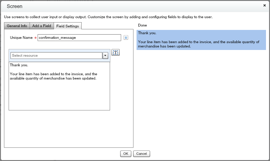 SFDC Flow: Add a Confirmation Screen