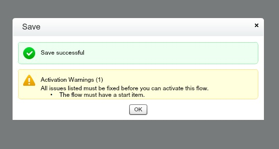 SFDC Flows: Add Flow Variables