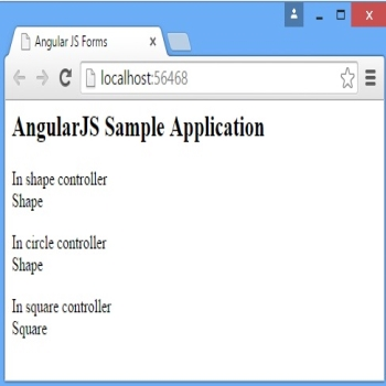 What is Scope in AngularJs