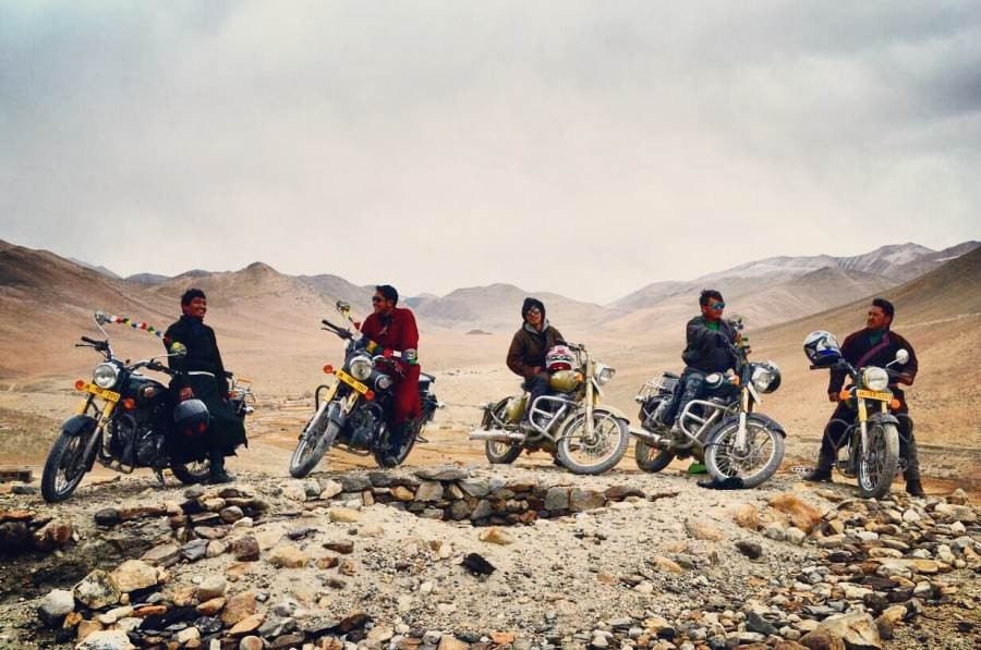 What Are The Reasons To Opt For The Best Leh Ladakh Motorcycle Tour?