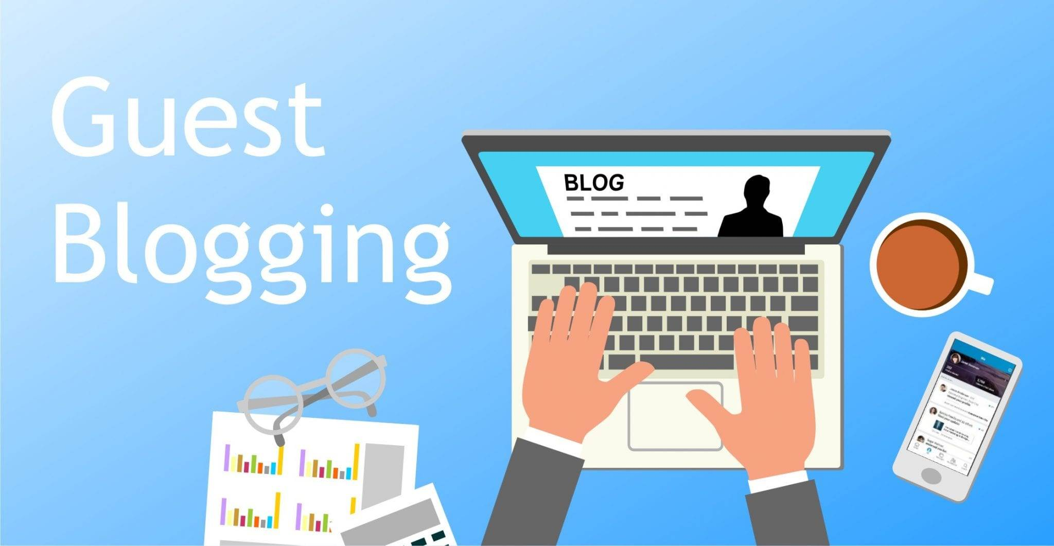 5 Points to Keep In Mind While Writing a Guest Post