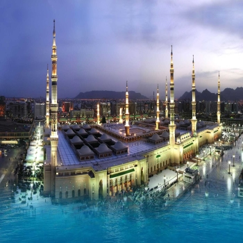 5 Must Visit Mosques For Muslims Travelers