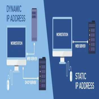 Difference between Static IP and Dynamic IP address