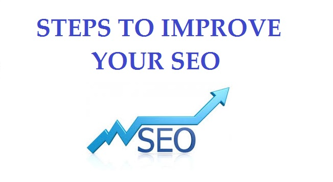 Steps to Improve Your SEO