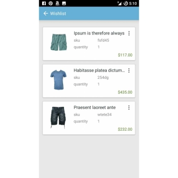 Knowband Android/iOS Magento mobile app