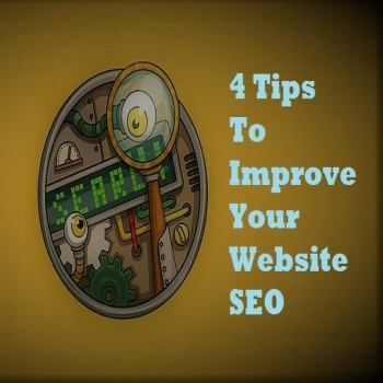 4 Tips to Improve Your Website SEO