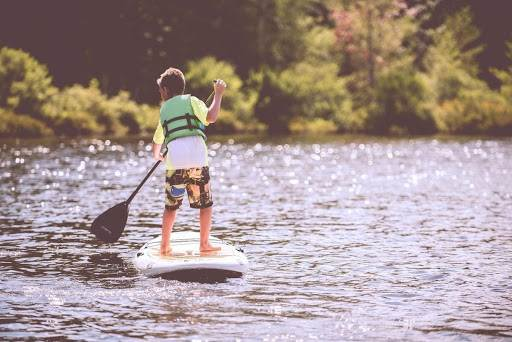 How to Get Your Kids to Try Stand-up Paddleboarding