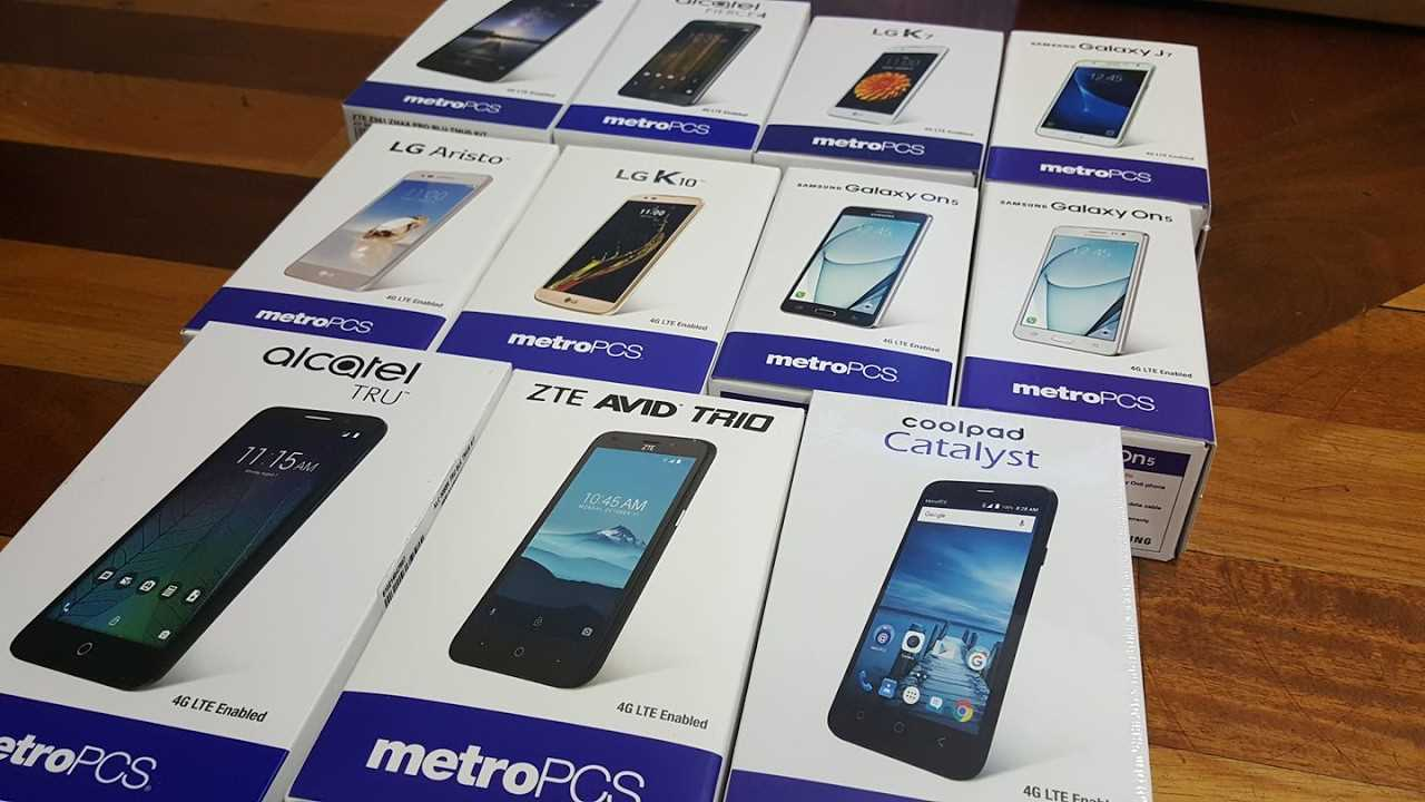 What Phones are Compatible With MetroPCS?