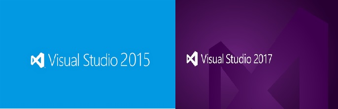 Differences between Visual Studio 15 and 17
