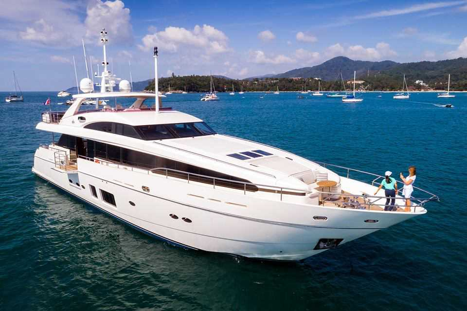 A Perfect Guide For Yacht Rental Dubai