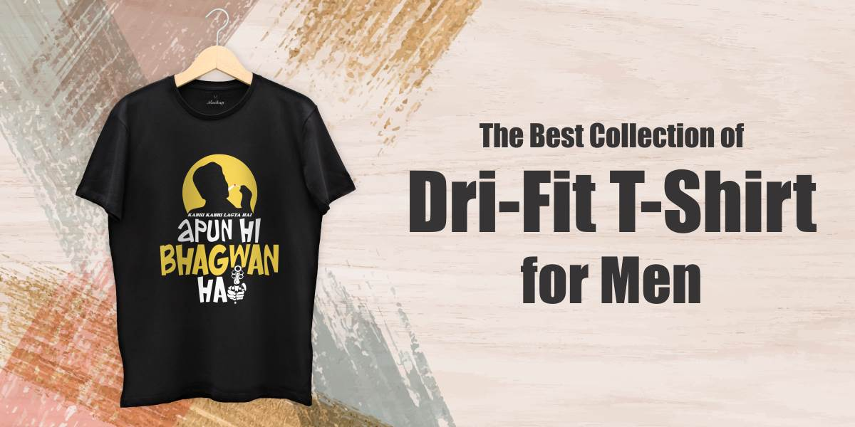 The Best Collection of Dri-Fit T-Shirt for Men