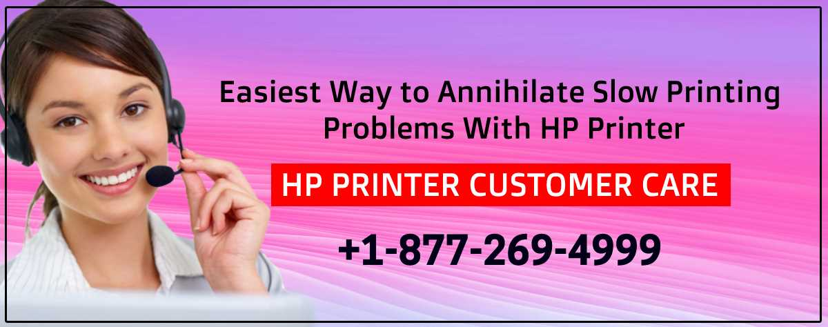 Easiest Way to Annihilate Slow Printing Problems with HP Printer