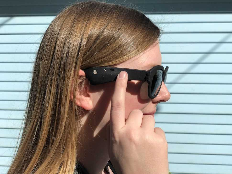 Bose Sunglasses with Augmented Reality