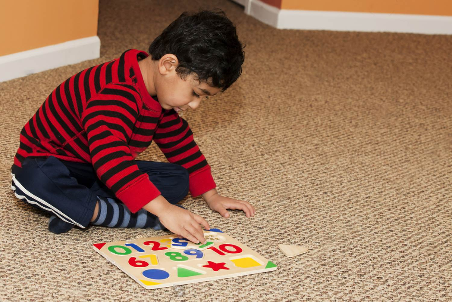 Role of Puzzles in Child's Development