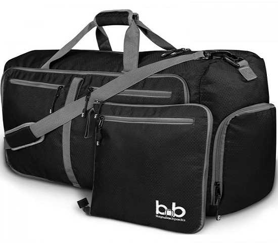 Features of B&B 80L EXTRA LARGE DUFFLE BAG