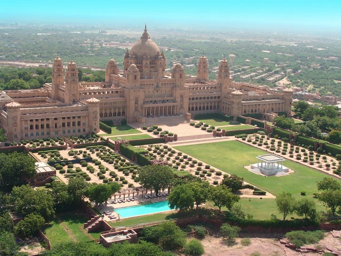 Umaid Bhawan Palace - An Architectural Marvel in Jodhpur