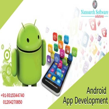 Hire android developers for Android app development company in Delhi