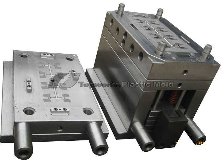 HARDWARE TRANSPARENT INJECTION MOLDING TIPS