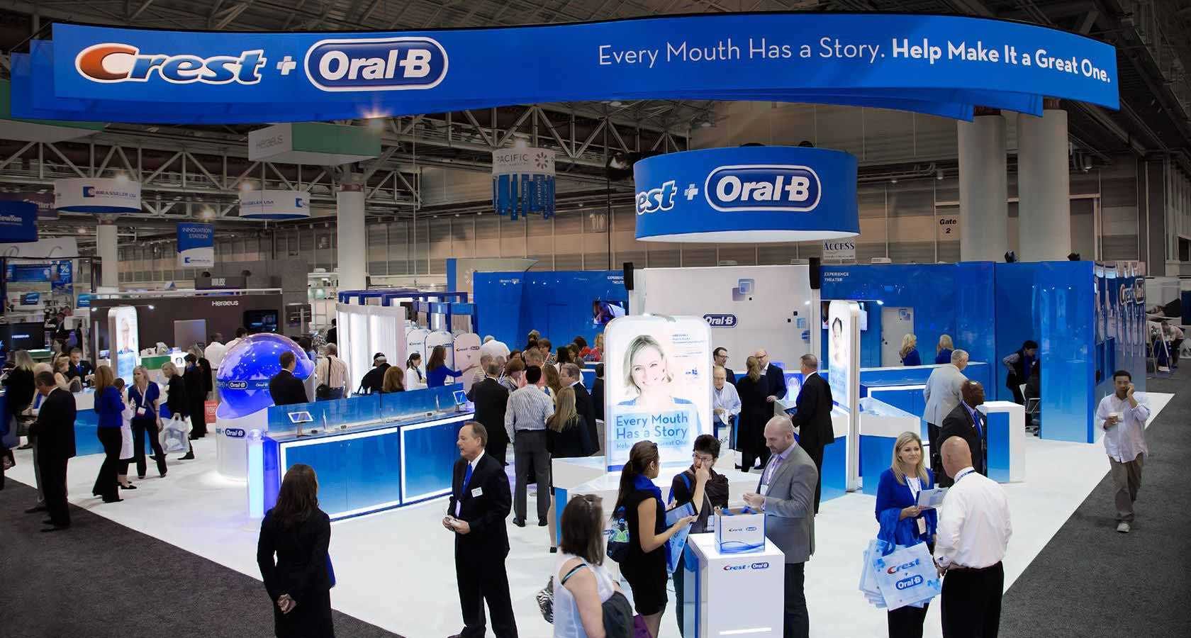 What Trade Show Booth Design Elements Can Attract Attention?