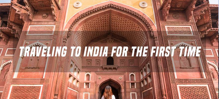 Travelling to India for the first time? Here's what to expect!