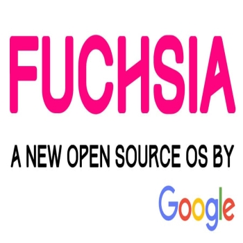 Google's New Mobile OS: FUCHSIA