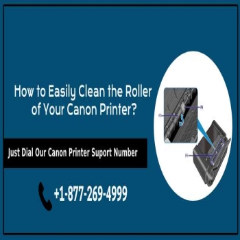 How To Easily Clean The Roller Of Your Canon Printer?