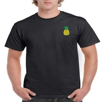 Embroidered T-Shirt Is an Ideal Vehicle to Convey Your Messages