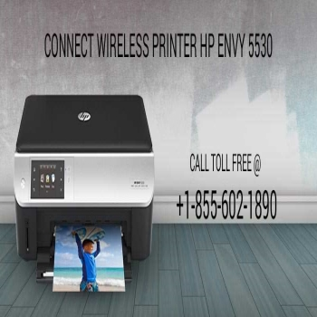 How to get the Best Driver for HP Envy 5530 Printer? | 123.hp.com/ envy 5530