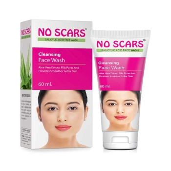 Get A Radiant Skin With The No Scars Face Wash