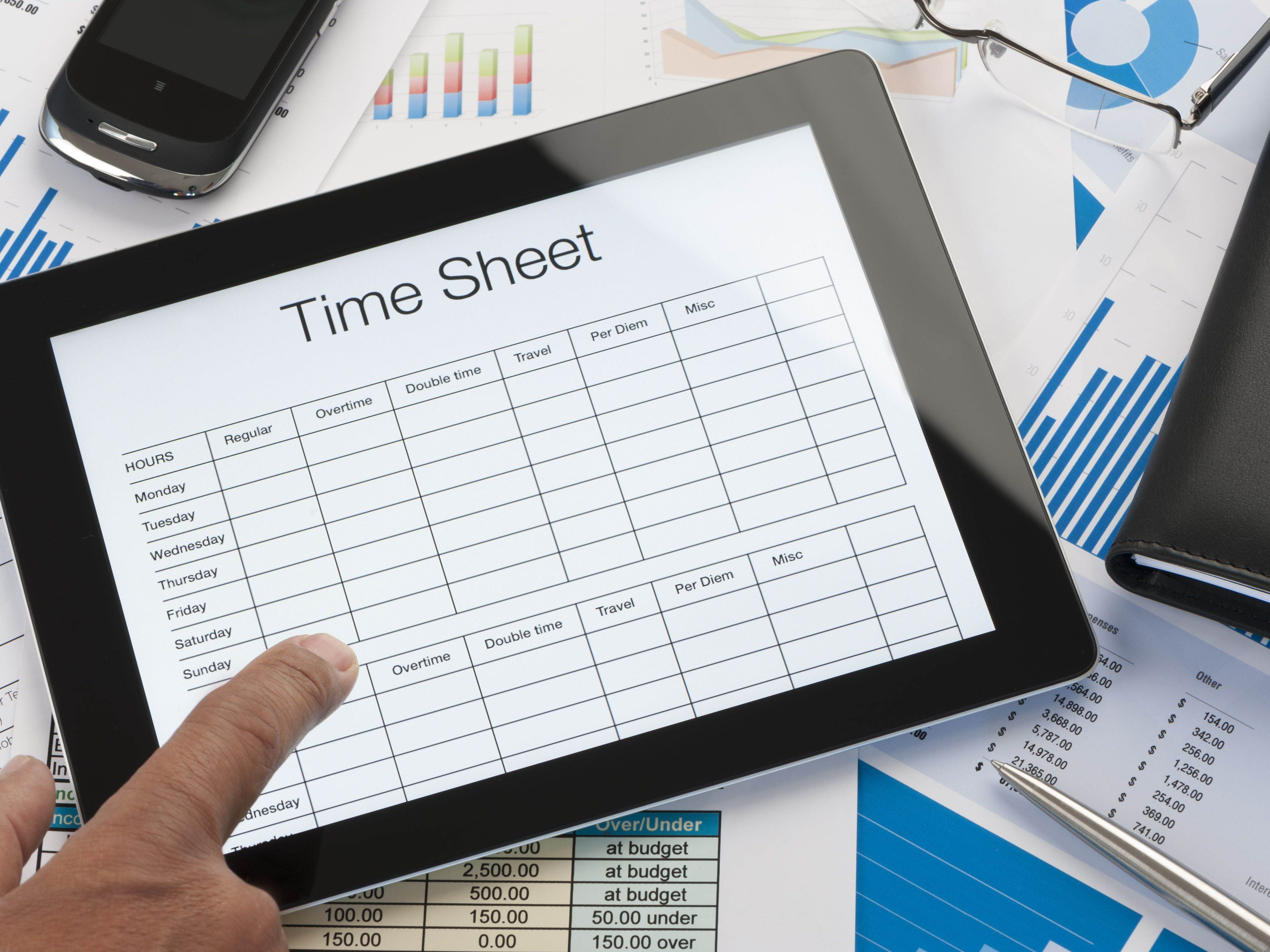Employer Falsifying Your Timecard? Here's What You Can Do