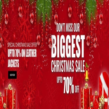 The Biggest Sale Of Christmas Is In Town!