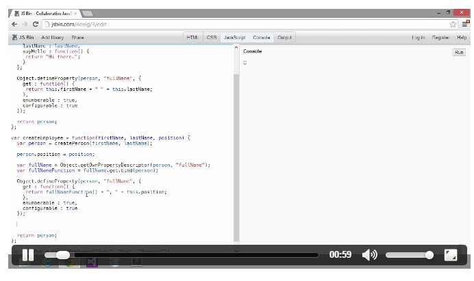 HTML5 Audio and Video Player