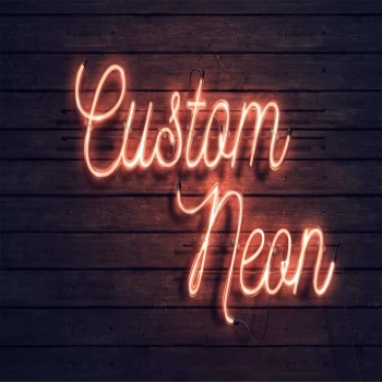 Why Led Custom Neon Signs Are a Better Choice Than Traditional Ones?