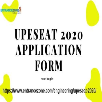 UPESEAT 2020 Exam Updated News