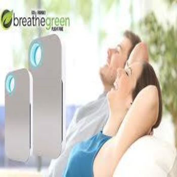 Breathe Green Plug N' Pure Odor Eliminator Cause Of Good Breathe