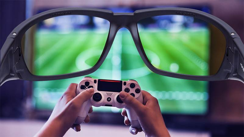 Top 5 Reasons to Wear Wiley X Slay Glasses as Playing Game